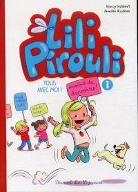 Lili Pirouli T1 : Tous avec moi ! (0), bd chez Des ronds dans l'O de Guilbert, Modéré