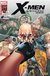 X-Men Universe T7 : Points de rupture (0), comics chez Panini Comics de David, Davidson, Kirk, Milla, Rosenberg, Yardin
