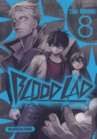 Blood lad T8, manga chez Kurokawa de Kodama