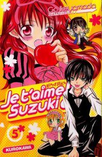 Je t'aime Suzuki !!  T5, manga chez Kurokawa de Ikeyamada