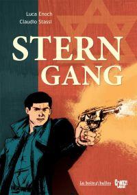 Stern gang, bd chez La boîte à bulles de Enoch, Stassi