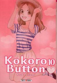 Kokoro button T10, manga chez Soleil de Usami