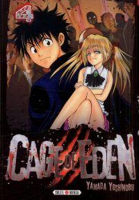 Cage of eden T4, manga chez Soleil de Yamada