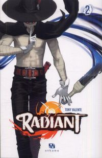 Radiant T2, manga chez Ankama de Valente