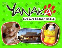 Yanaka en un coup d'oeil, manga chez Komikku éditions de Collectif