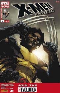 X-Men Universe T9 : Le chaînon manquant (0), comics chez Panini Comics de Jock, Liu, Asmus, Humphries, Hernandez Walta, Talajic, Pinna, Alphona, Rosenberg, Loughridge, Sotomayor, Peter, Yu