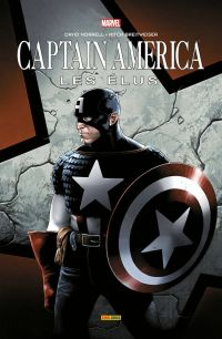 Captain America - Les élus, comics chez Panini Comics de Morrell, Breitweiser, Reber