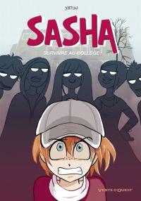 Sasha : Survivre au collège !, bd chez Vents d'Ouest de Yatuu
