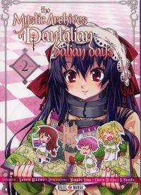 The mystic archives of Dantalian - Dalian days  T2, manga chez Soleil de Mikumo, Sena, Yusuke (Green Wood)