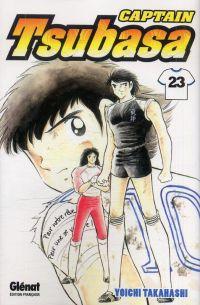 Captain Tsubasa T23, manga chez Glénat de Takahashi