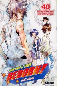 Reborn ! Mon prof le tueur T40 : Voilà le mystère de l'arc-en-ciel ! (0), manga chez Glénat de Amano
