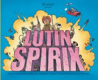 Lutin Spirix, bd chez Vraoum! de B-gnet