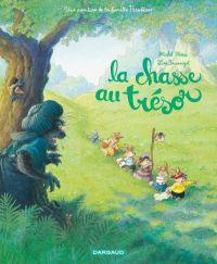 La Famille Passiflore T3 : La chasse au trésor (0), bd chez Dargaud de Plessix, Jouannigot