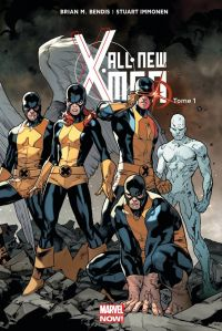 All-New X-Men T1 : X-Men d'hier (0), comics chez Panini Comics de Bendis, Immonen, Keith, Gracia