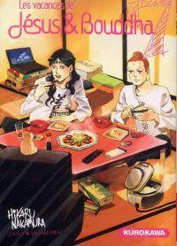 Les Vacances de Jésus et Bouddha T7, manga chez Kurokawa de Nakamura