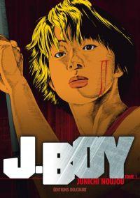 J.Boy T1, manga chez Delcourt de Noujou