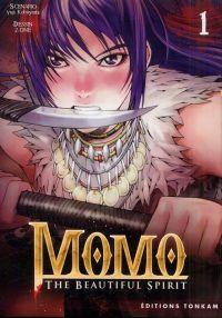 Momo - the beautiful spirit T1 : , manga chez Tonkam de Okina, Z-One
