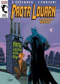 Paotr Louarn T1 : Le garçon renard (0), comics chez Editions Black & White de Chevrel, Lefeuvre, Janson