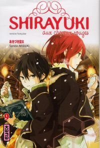 Shirayuki aux cheveux rouges T9 : , manga chez Kana de Akizuki