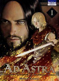 Ad Astra - Scipion l'africain & Hannibal Barca T1, manga chez Ki-oon de Kagano