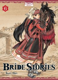 Bride stories T6, manga chez Ki-oon de Mori