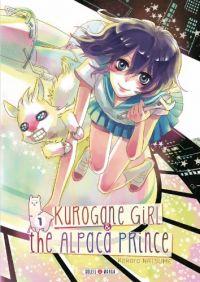Kurogane girl &the alpaca prince T1, manga chez Soleil de Natsume