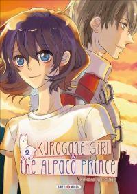 Kurogane girl &the alpaca prince T2, manga chez Soleil de Natsume