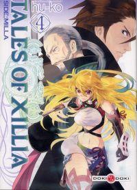 Tales of Xillia - Side Milla T4, manga chez Bamboo de Namco Bandai Games, Hu-Ko