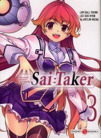 Sai:taker T3, manga chez Bamboo de Lim, Lee