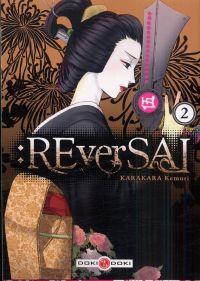 Reversal T2 : , manga chez Bamboo de Karakara