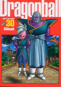 Dragon Ball – Ultimate edition, T30, manga chez Glénat de Toriyama