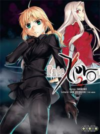 Fate Zero T2, manga chez Ototo de Type-moon, Shinjirô, Urobochi