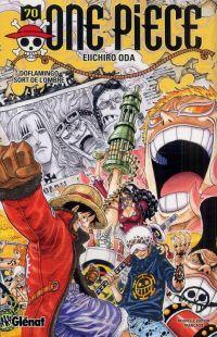 One Piece T70 : Doflamingo sort de l'ombre (0), manga chez Glénat de Oda