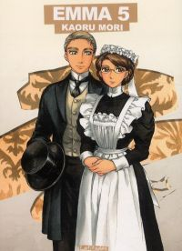 Emma - deluxe T5, manga chez Ki-oon de Mori