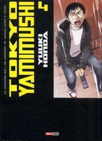 Tokyo Yamimushi T4, manga chez Panini Comics de Honda