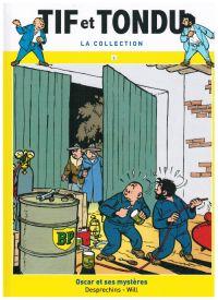 Tif et Tondu T3 : Oscar et ses mystères (0), bd chez Hachette de Desprechins, Will