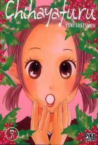 Chihayafuru T7, manga chez Pika de Suetsugu