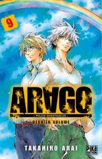 Arago T9, manga chez Pika de Arai