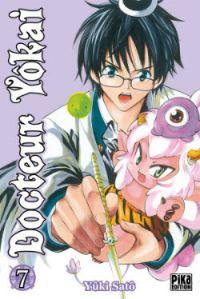 Docteur Yôkai T7, manga chez Pika de Yûki