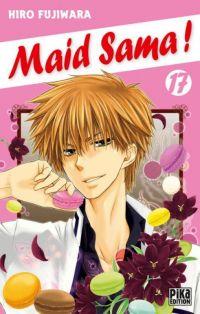 Maid sama ! T17, manga chez Pika de Fujiwara
