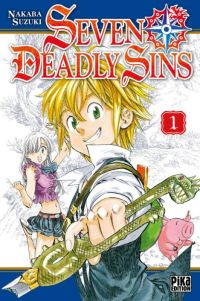 Seven Deadly Sins T1, manga chez Pika de Suzuki