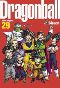 Dragon Ball – Ultimate edition, T29, manga chez Glénat de Toriyama