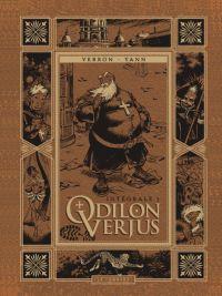 Odilon Verjus, bd chez Le Lombard de Yann, Verron
