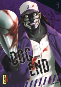 Dog end T3, manga chez Kana de Yurikawa