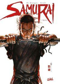 Samurai – cycle 3, T9 : Ogomo (0), bd chez Soleil de Di Giorgio, Genet, Rieu
