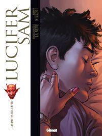 Lucifer Sam T1 : Les Portes de l'enfer (0), bd chez Glénat de La Neve, Nizzoli, Custom art studio
