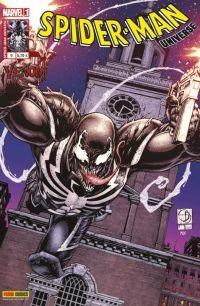 Spider-Man Universe – V. 1, T9 : Venom - Au royaume des tueurs (0), comics chez Panini Comics de Bunn, Checchetto, Silas, Shalvey, Robinson, Mossa, Sotomayor, Loughridge, d' Auria