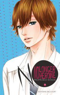 No longer heroine T7, manga chez Delcourt de Koda