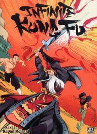 Infinite kung-fu T2 : , comics chez Pika de McLeod