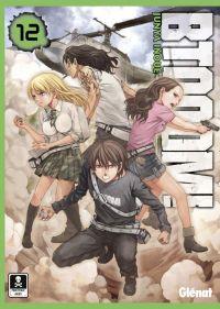 Btooom !  T12, manga chez Glénat de Inoue